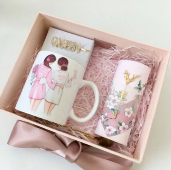 "Geschenkset Box ""Best Friends"""