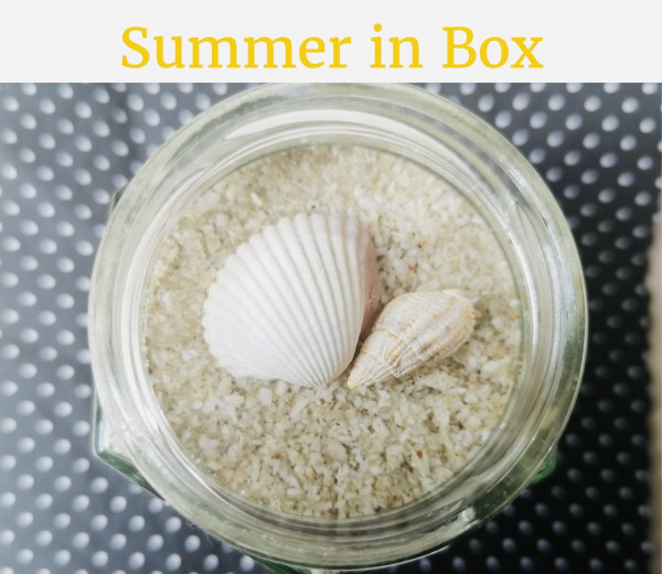 Natural Aufguss - Summer in Box Peeling 160g