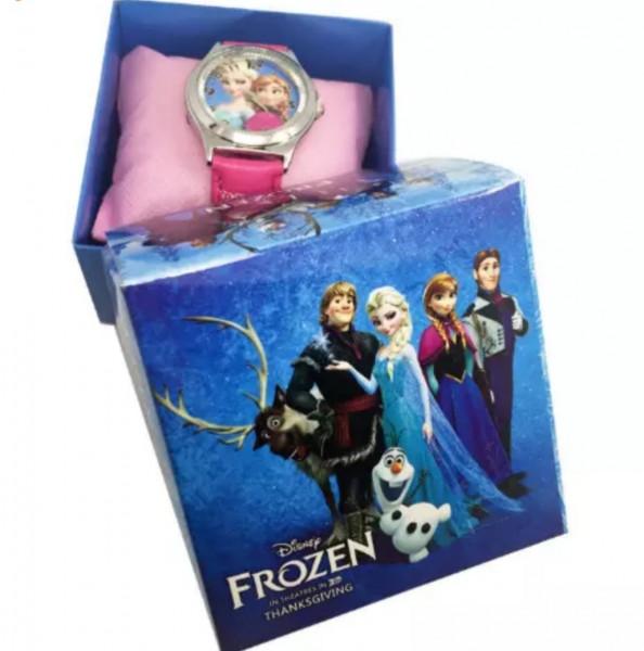 Geschenkset Box Armbanduhr Frozen